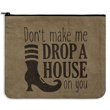 Drop a House Travel Bag