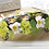 Thumbnail: Blooming Faux Daisy Candle Holder