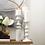 Thumbnail: Casares White Artisan Candle Holder