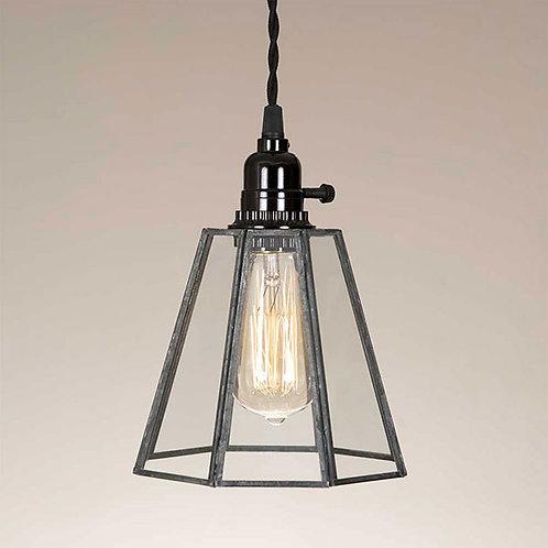 Glass Bell Pendant Lamp