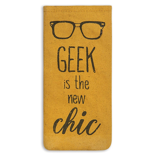 Geek to Chic Eyeglass Case