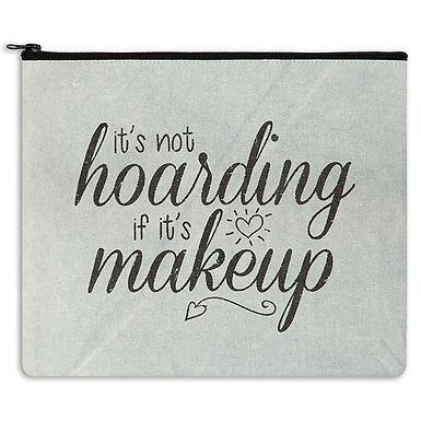 Hoarding Makeup Travel Bag