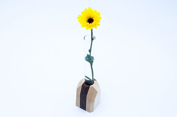 Geometric Flower Vase