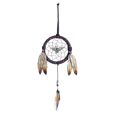 Feather Dreamcatcher Decoration