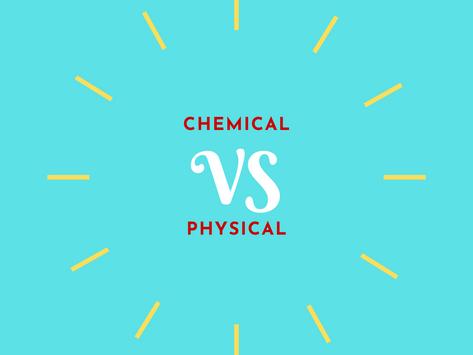 Chemical VS. Physical SPF