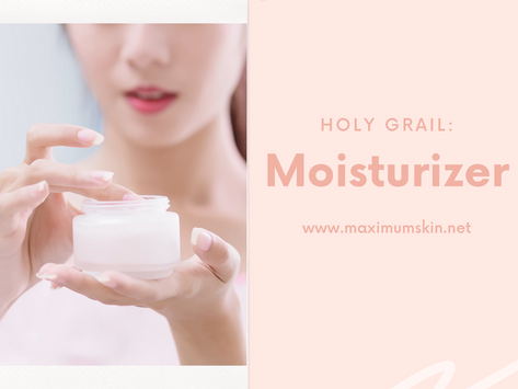 Holy Grails: Moisturizers