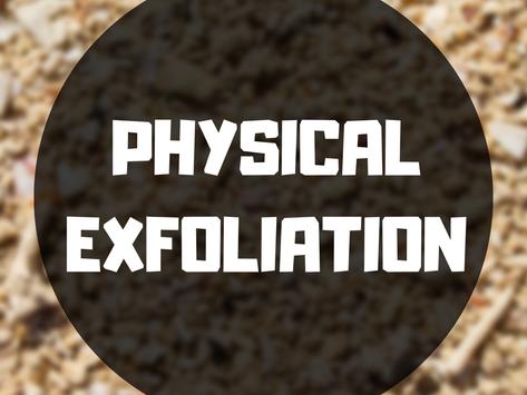 Physical Exfoliants: Quit It
