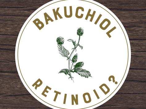 Is bakuchiol a retinoid?