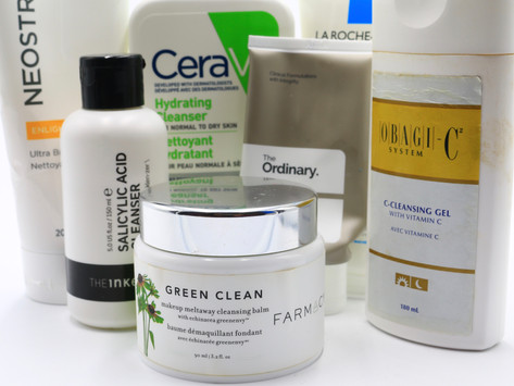 BEST OF 2019: Cleansers