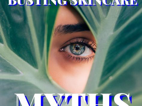10 Common Skincare Myths