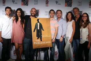 The Faceless Man - World Premiere at the 20th Dances with Films Festival