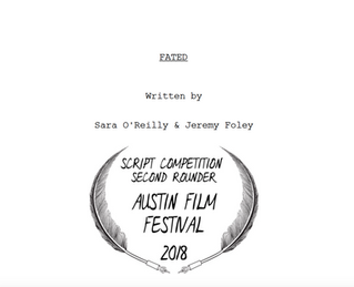 Austin Film Festival Second Rounders!