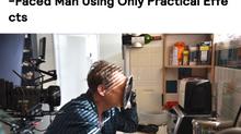 No Film School & The Faceless Man