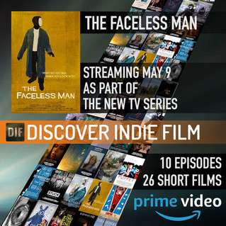 The Faceless Man on Amazon Prime!