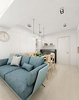 住宅設計 - 美華大廈