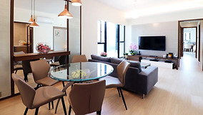 住宅設計 - 帝堡城