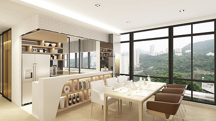 住宅設計 - 豪峰