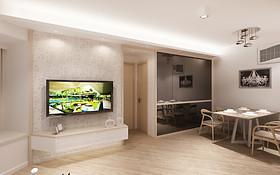 住宅設計 - 麗港城