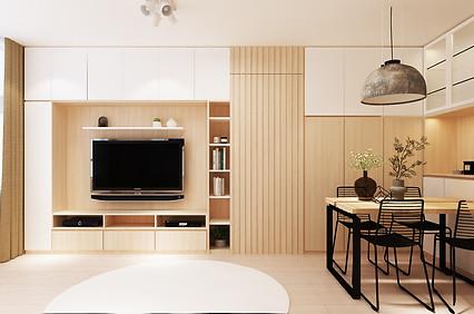 住宅設計 - 凱樂苑 II