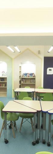 學校設計 - 福建中學