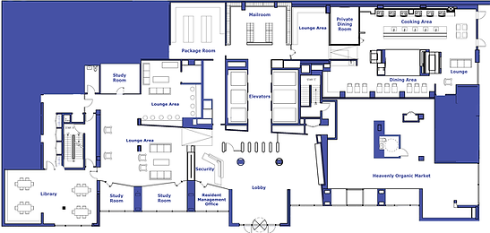 A1760T - Full Building Floorplans - As I