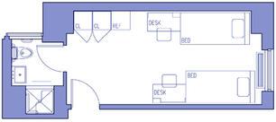 Sample Double Floor Plan