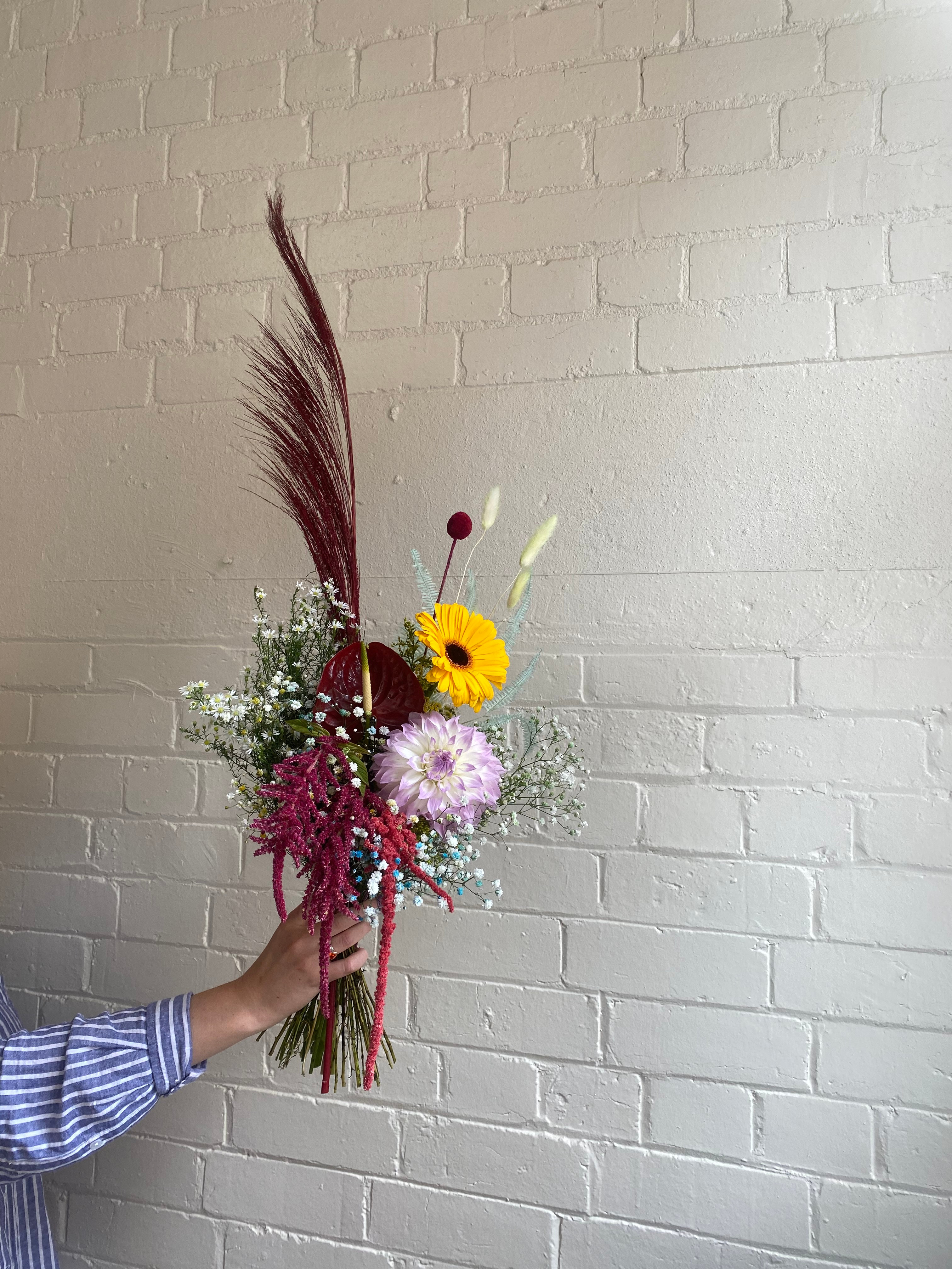 Everlasting and fresh floral arrangement by Melbourne Floral Artist xxflos