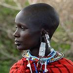 About Worldwide Maasai woman 2 CC croppe