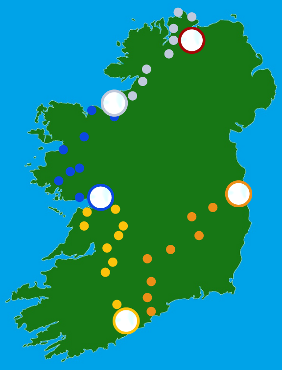 Website Home Page Trip Strip New Ireland map with Walkabout location dots.png