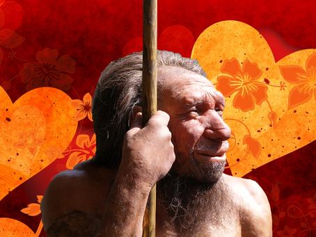 HUMAN EVOLUTION   Ancient Love: