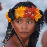 About Worldwide Brazilian indigenous wom