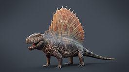 June Dimetrodon grandis CC 1000px.jpg
