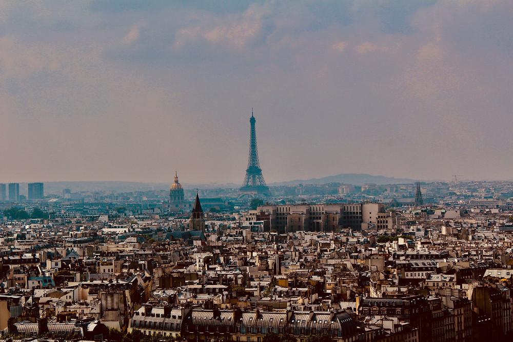 Eiffel Tower, Paris Fashion