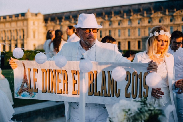 diner en blanc, paris white party, the white party, white party fashion, fashion style, fashion forecasts, white party outfits, best outfits, white party style