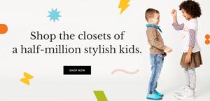 kids clothing app