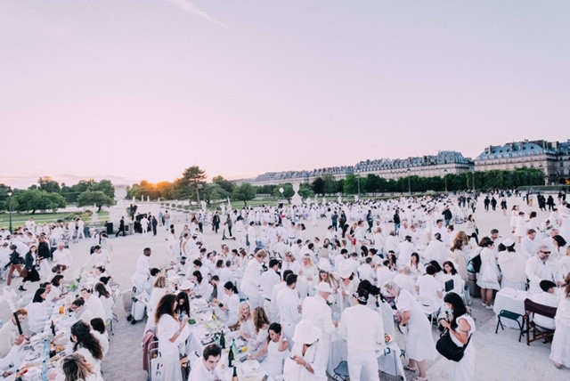 Fashion white party, white party 19, fashion 2019, white party paris