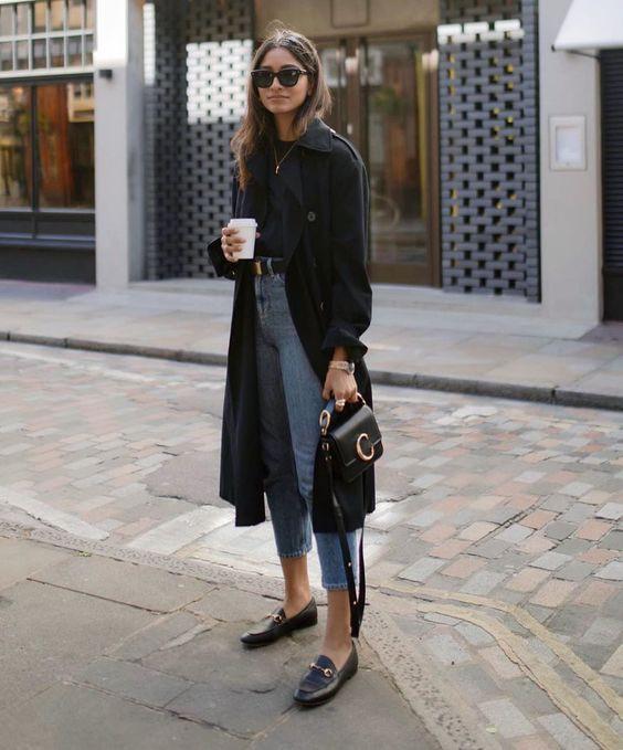 casual/informal wear, woman wearing jeans street style image