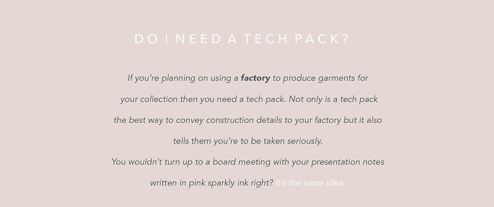 Why do I need a tech pack? Do I need a tech pack? What is a tech pack, understanding tech packs, tech pack designer, tech pack specialist, tech pack expert K. Alexandra