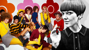 Mary Quant, fashion, swinging sixties, London fashion, 60's fashion, mini skirt, womens skirts, fashion news, fashion awards