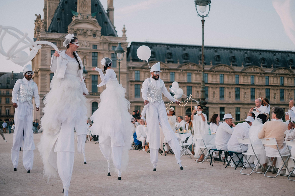 the white party, white party paris, white party 2019, fashion white party