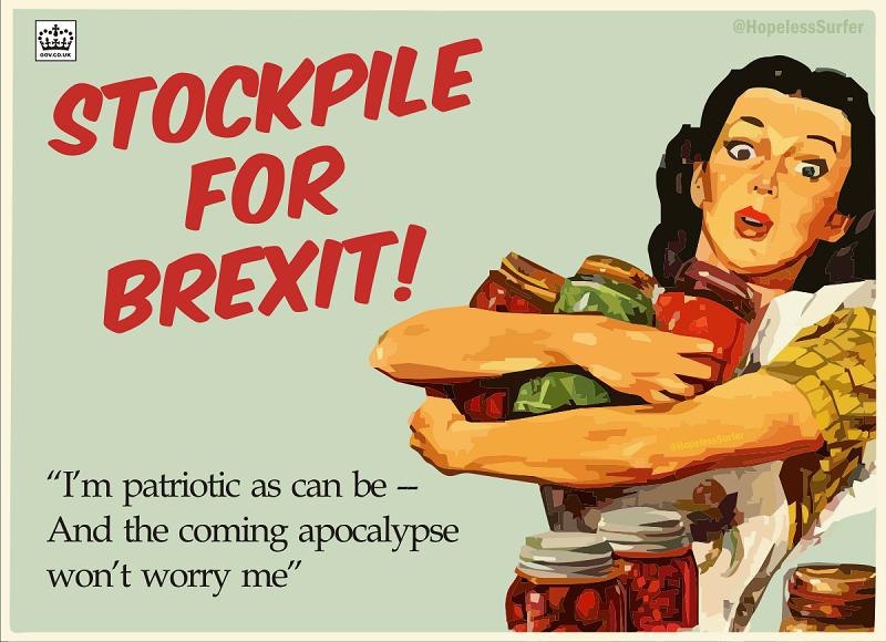 brexit propaganda, brexit campaigns, fashion news, fashion in business, fashion and brexit, fashion designer, fashion tech packs
