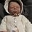 "Thumbnail: 20.5"" Custom full body  silicone Rihanna SLEEPING ROOTED"