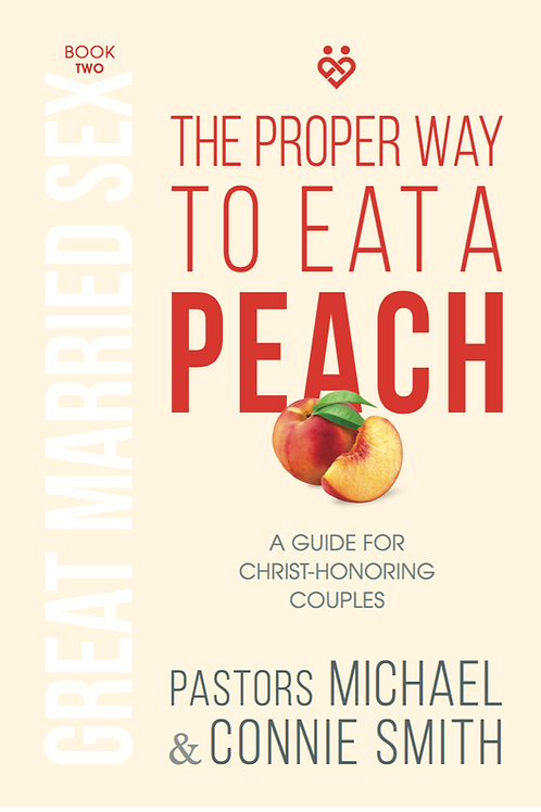 The Proper Way to Eat A Peach - Free Shipping in the US