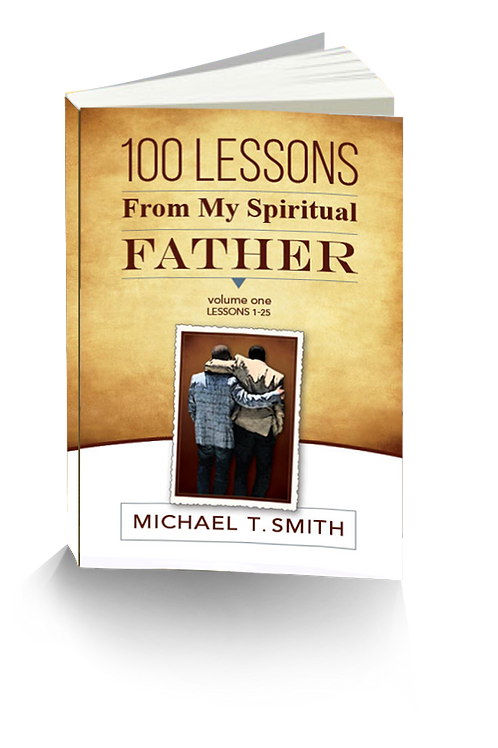 100 Lessons From My Spiritual Father - Free Shipping in the US