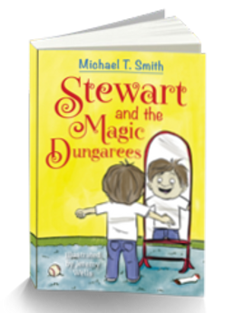 ***Collector's Edition*** Stewart and the Magic Dungarees - Free US Shipping