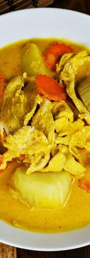 Tumeric Curry