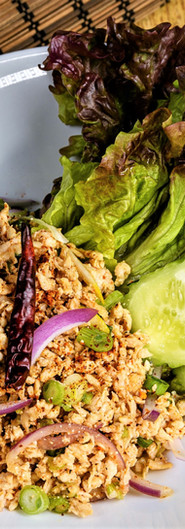 Laab Salad