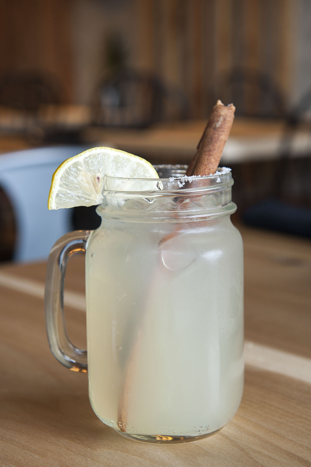 Cinnamon Lemonade