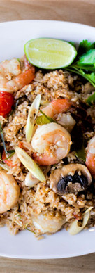 TomYum Fried Rice
