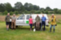 Volunteers of Long Buckby Green Spaces